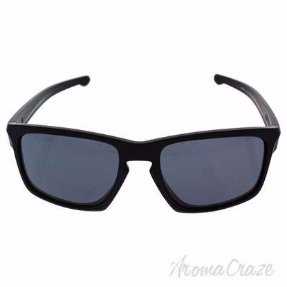 Oakley Sliver OO9269-01 - Matte Black/Grey by Oakley for Uni