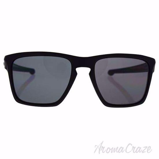 Oakley Sliver OO9341-01 - Matte Black/Grey Polarized by Oakl