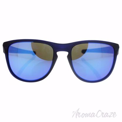 Oakley Sliver OO9342-09 - Matte Crystal Blue/Sapphire Iridiu