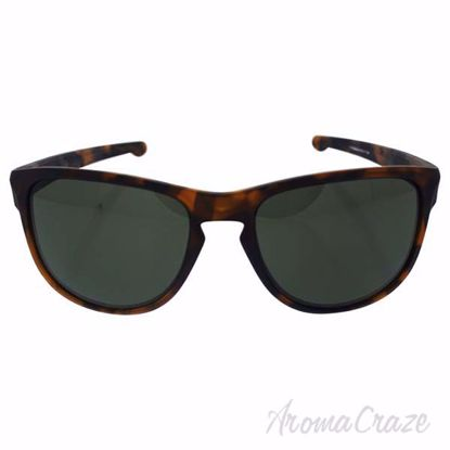 Oakley Sliver R OO9342-04 - Soft Coat Brown Tortoise/Dark Gr