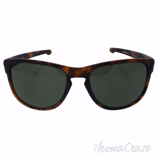Picture of Oakley Sliver R OO9342-04 - Soft Coat Brown Tortoise/Dark Grey by Oakley for Unisex - 57-17-140 mm Sunglasses