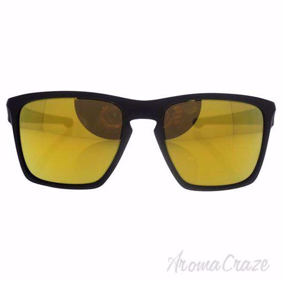 Oakley Sliver XL OO9341-07 - Matte Black/24K Iridium Yellow