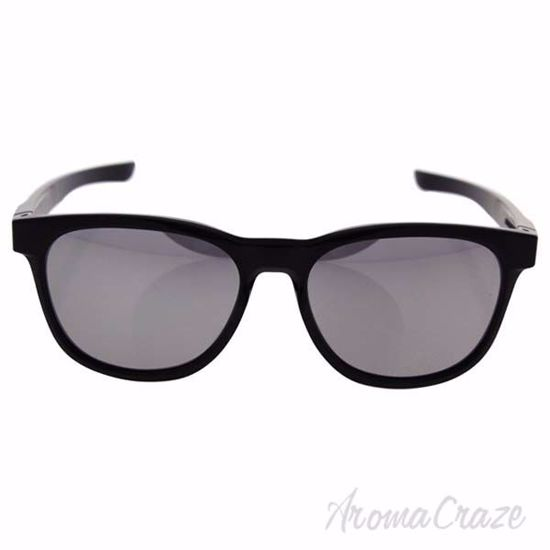 Picture of Oakley Stringer OO9315-08 - Polished Black/Chrome Iridium by Oakley for Men - 55-16-145 mm Sunglasses