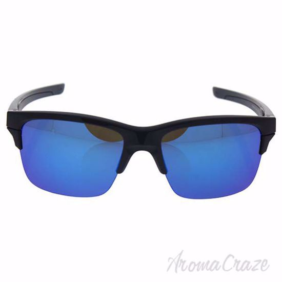 Oakley Thinlink 009316-04 - Dark Grey/Sapphire Iridium by Oa