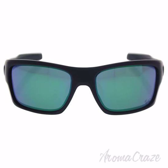 Picture of Oakley Turbine OO9263-15 - Matte Black/Jade Iridium by Oakley for Men - 65-17-132 mm Sunglasses