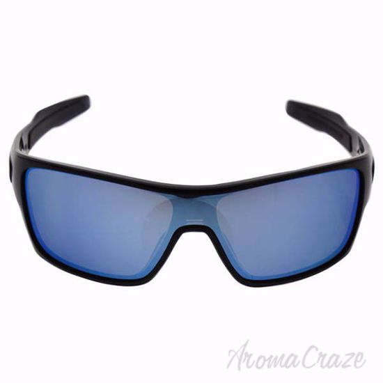Picture of Oakley Turbine Rotor OO9307-08 - Polished Black/Prizm Deep Water Polarized by Oakley for Men - 32-00-132 mm Sunglasses