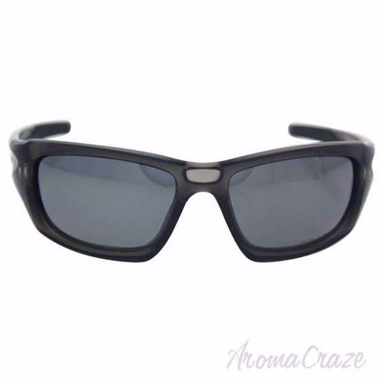 Oakley Valve OO9236-06 - Matte Grey Smoke/Black Iridium Pola