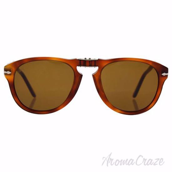 Persol PO0714 96/33 - Terra di Siena/Brown by Persol for Men
