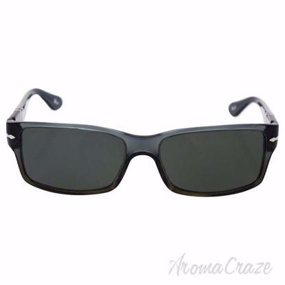 Persol PO2803S 1012/58 - Black/Green Polarized by Persol for
