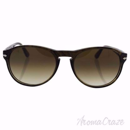Persol PO2931S 1021/51 - Sriped Light Brown/Brown Faded by P