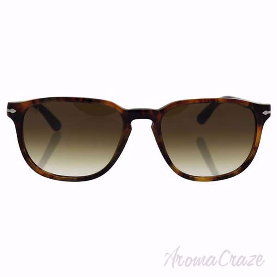 Persol Sunglasses PO3019S 108/51 - Caffe/Brown Faded Eyeglasses for Men