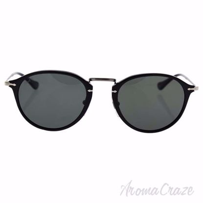 Persol PO3046S 95/58 - Black/Green Polarized by Persol for M