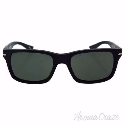Persol PO3048S 9000/58 - Black Polarized by Persol for Men -