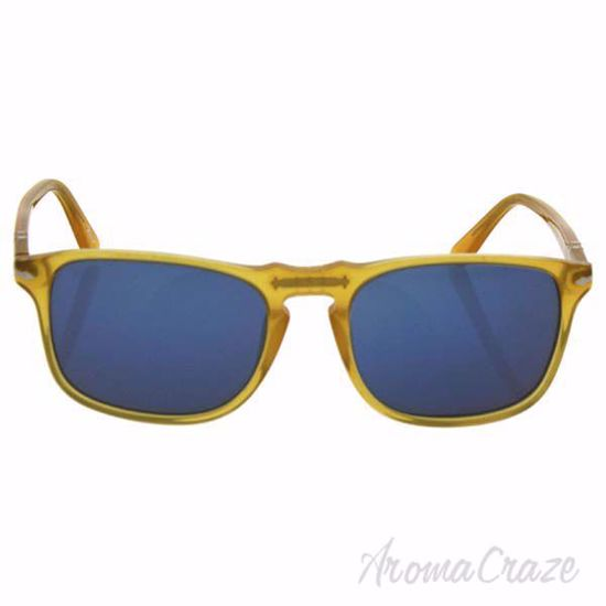 Persol PO3059S 204/56 Miele - Yellow/Blue by Persol for Men
