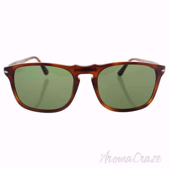 Persol Sunglasses PO3059S 96/4E - Terra di Siena/Green Eyeglasses for Men