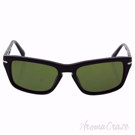 Persol PO3074S 95/P1 Film Noir Edition - Black/Green Polariz