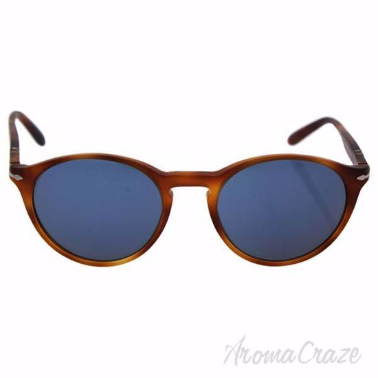 Picture of Persol PO3092SM 9006/56 - Terra Di Sierra/Blue by Persol for Unisex - 50-19-145 mm Sunglasses