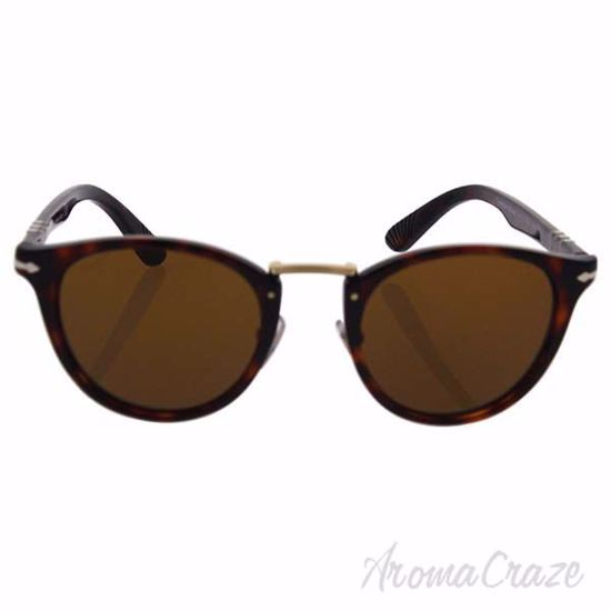 Picture of Persol PO3108S 24/33 Typewriter Edition - Havana/Brown by Persol for Men - 49-22-145 mm Sunglasses