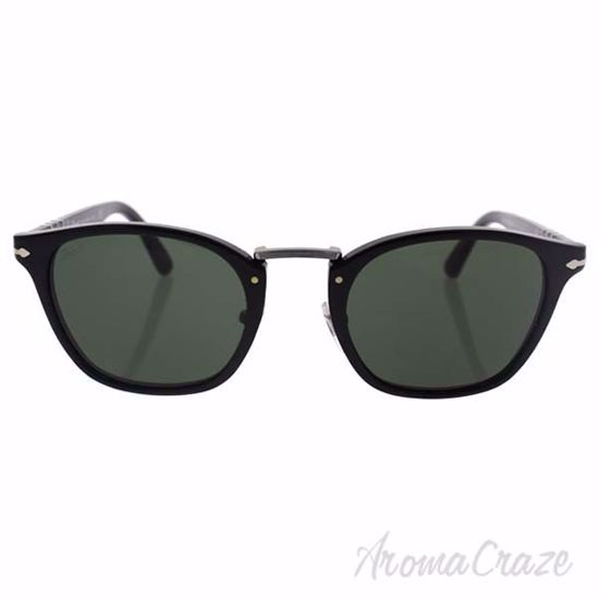 Persol PO3110S 95/31 Typewriter Edition - Black/Grey by Pers