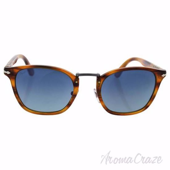 Persol PO3110S 960/S3 Typewriter Edition - Striped Brown/Blu