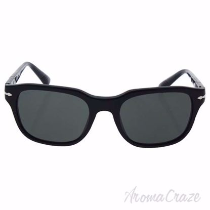 Persol PO3112S 95/58 - Black/Green Polarized by Persol for M