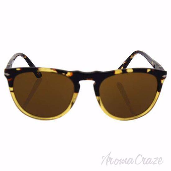 Persol PO3114S 1024/33 Ebano E Oro/Brown by Persol for Men -