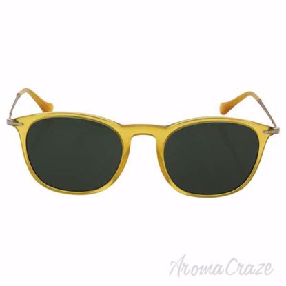 Persol PO3124S 204/31 - Yellow/Green by Persol for Men - 50-