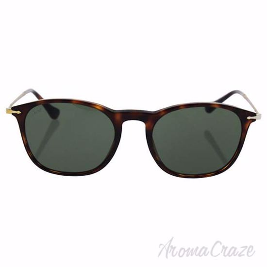 Picture of Persol PO3124S 24/31 - Havana/Grey by Persol for Men - 50-19-140 mm Sunglasses