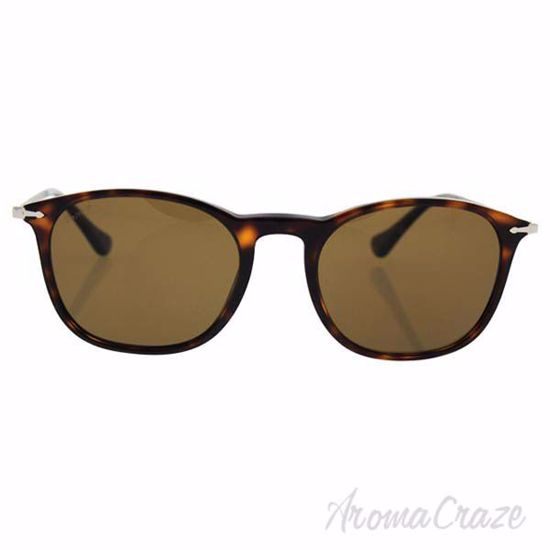 Persol PO3124S 24/57 - Havana/Brown Polarized by Persol for