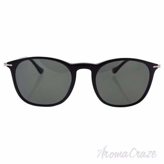 Persol PO3124S 95/58 - Black/Green Polarized by Persol for M