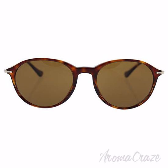 Persol PO3125S 24/57- Havana/Brown Polarized by Persol for M