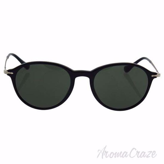 Persol PO3125S 95/31 - Black/Green by Persol for Men - 51-19