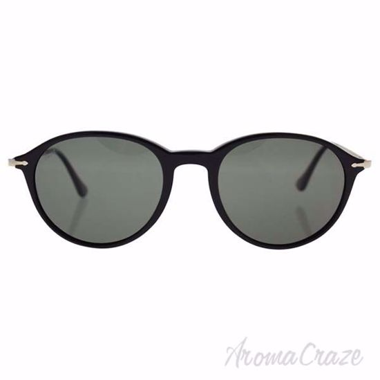 Persol PO3125S 95/58 - Black/Grey Polarized by Persol for Me
