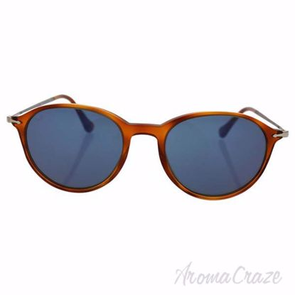 Persol PO3125S 96/56 - Light Havana/Blue by Persol for Men -