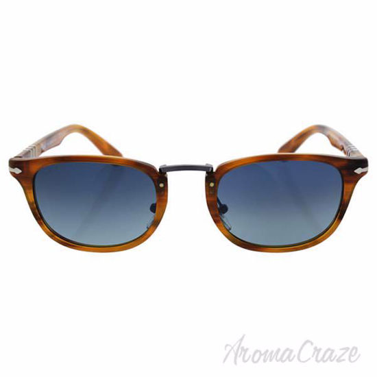 Persol PO3127S 960/S3 - Striped Havana/Blue Gradient Polariz