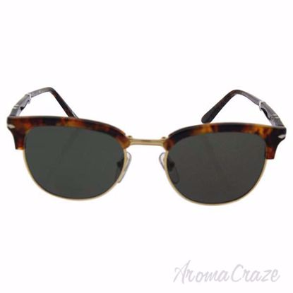 Persol PO3132S 108/58 - Caffe/Green Polarized by Persol for