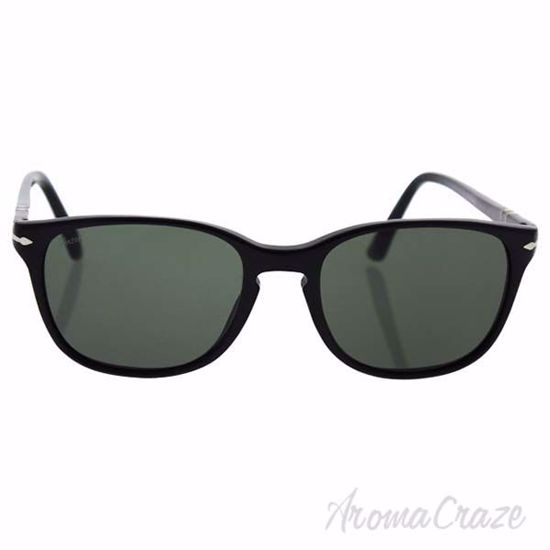 Picture of Persol PO3133S 9014/31 - Black/Grey by Persol for Unisex - 52-18-145 mm Sunglasses