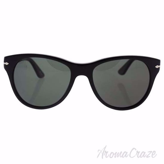 Persol PO3134S 95/58 - Black/Green Polarized by Persol for U