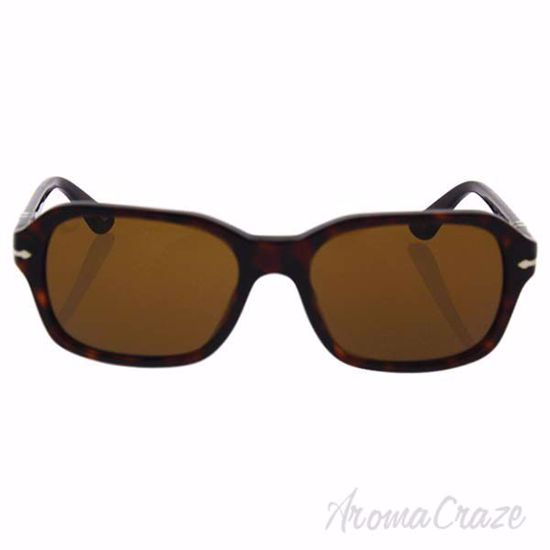 Picture of Persol PO3136S 24/33 - Havana/Brown by Persol for Unisex - 57-18-140 mm Sunglasses
