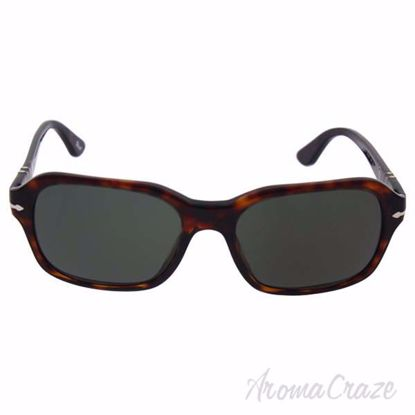 Persol PO3136S 24/58 - Havana/Green Polarized by Persol for