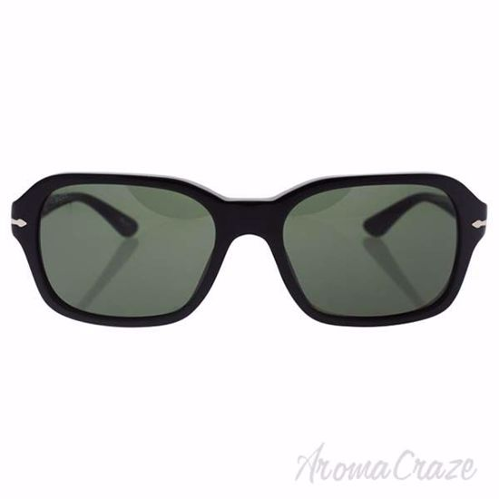 Persol PO3136S 95/31 - Black/Green by Persol for Unisex - 57