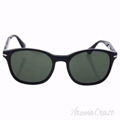 Persol PO3150S 95/31 - Black/Green by Persol for Unisex - 54
