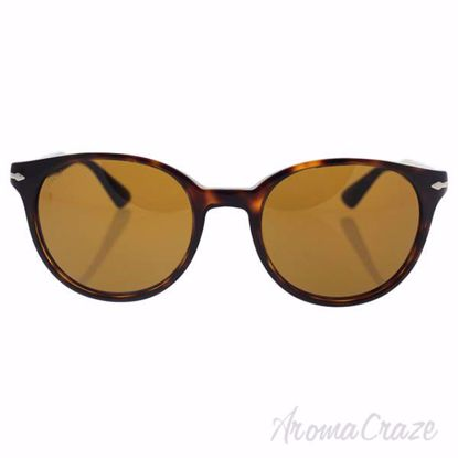 Persol PO3151S 24/33 - Havana/Brown by Persol for Men - 52-2