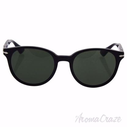 Persol PO3151S 95/31 - Black/Green by Persol for Men - 52-20