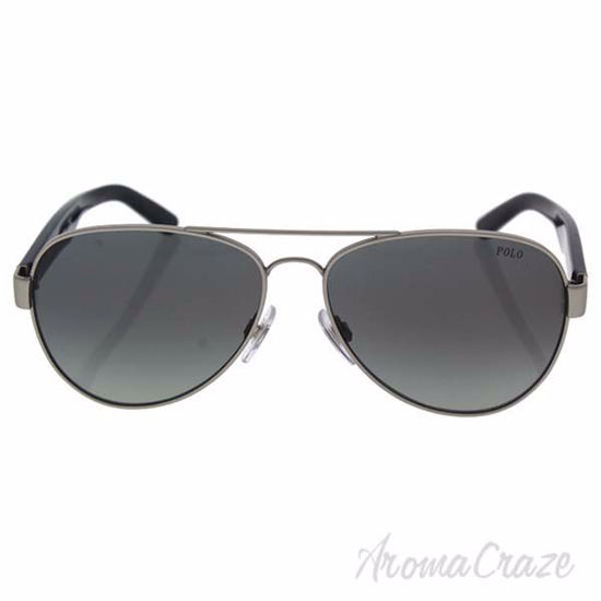 Picture of Polo Ralph Lauren PH 3096 9010/11 - Silver/Grey Gradient by Polo Ralph Lauren for Men - 59-14-145 mm Sunglasses