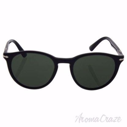 Persol PO3152S 9014/31 - Black/Grey Green by Persol for Men