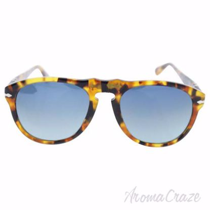 Persol PO649 1052/S3 Madreterra/Blue Faded Polarized by Pers