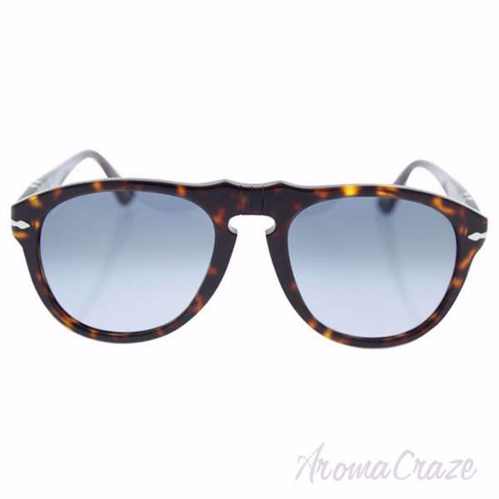 Persol PO649 24/86 - Havana/Grey-Green Faded by Persol for U