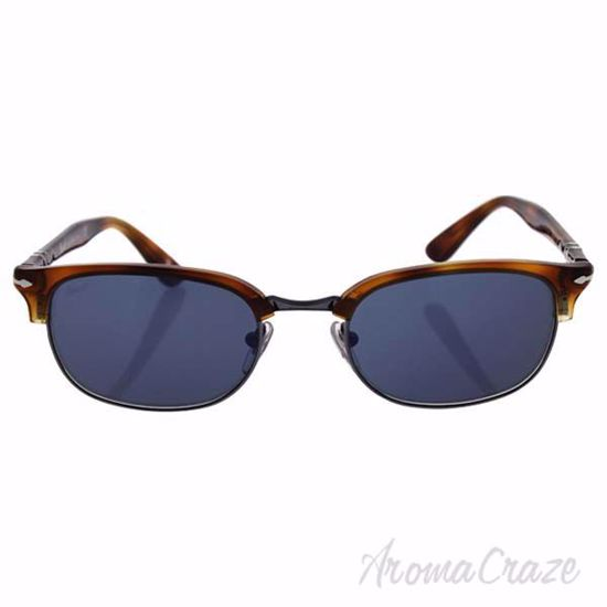 Persol PO8139S 96/56 - Terra di Siena/Blue by Persol for Men