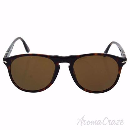 Persol PO9649S 24/57 - Havana/Brown Polarized by Persol for